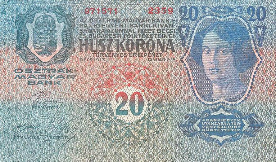 http://www.hamispenzek.hu/hamis_papirpenz_korona/Sixtus_von_Reden_Alexander_Az_Osztrak-Magyar_Monarchia_Tortenelmi_dokumentumok_a_szazadfordulotol_1914-ig_20_korona_1913_e.jpg