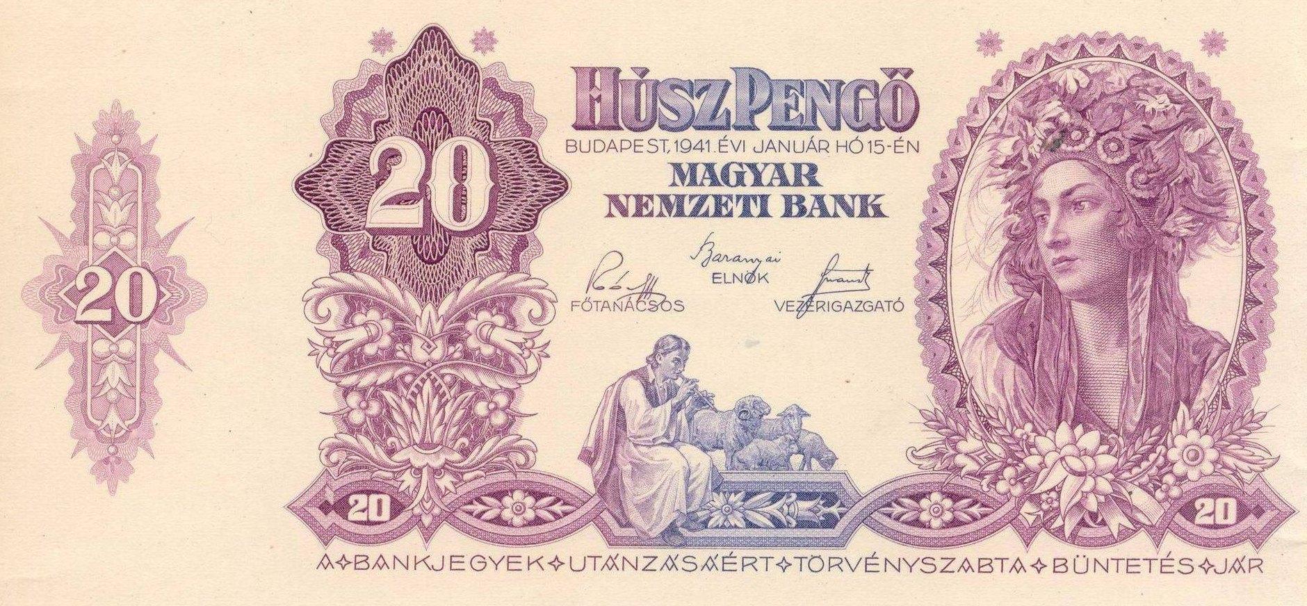 http://www.hamispenzek.hu/hirek/magyar-grafika-10-konyv-2-evfolyam-1958-6-szam-20-pengo-1941-probanyomat-tervezet-szinproba/magyar-grafika-10-2-evfolyam-1958-6-szam-20-pengo-1941-szinproba-15.jpg